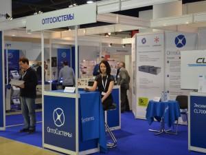Нанотехнологический центр «Техноспарк» принял участие в выставке Фотоника – 2014