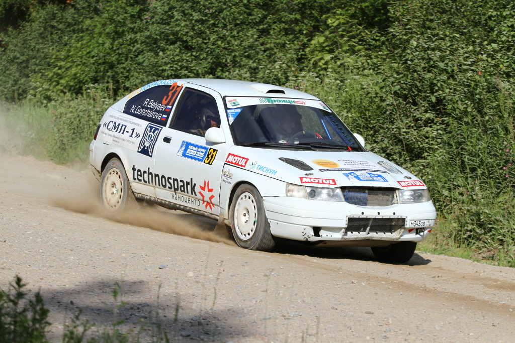 «Белые ночи» Троицк-Rally
