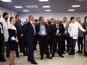 Открыт нанотехнологический центр «ТЕХНОСПАРК»