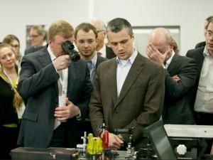 В Троицке открыли Нанотехнологический центр «Техноспарк»
