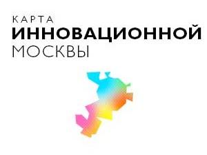 Карта инновационной Москвы в Рунете