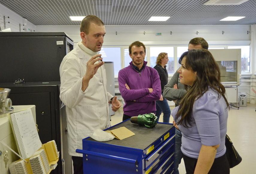 Руководство ДНПиП посетило НЦ «Техноспарк»