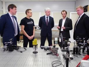 Сергей Собянин и Анатолий Чубайс подписали соглашение о развитии московских инновационных кластеров