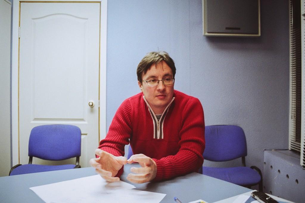 Сергей Смирнов: «Люблю инновации потому, что с ними никогда не бывает скучно»