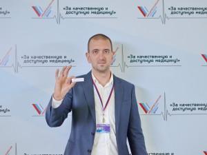 Проекты наноцентра «Техноспарк» на выставке ОНФ «За качественную и доступную медицину!»