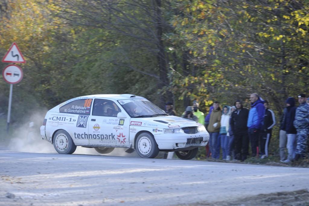 Троицк-Rally - обладатель Кубка России по Ралли 2015