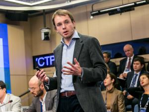 Видео: Круглый стол наноцентров на Конгрессе Предприятий Наноиндустрии
