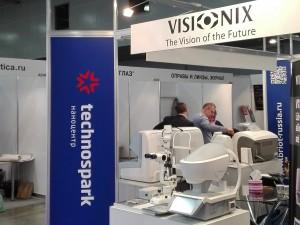 Локализуемое в РФ оборудование Visionix на MIOF-2017