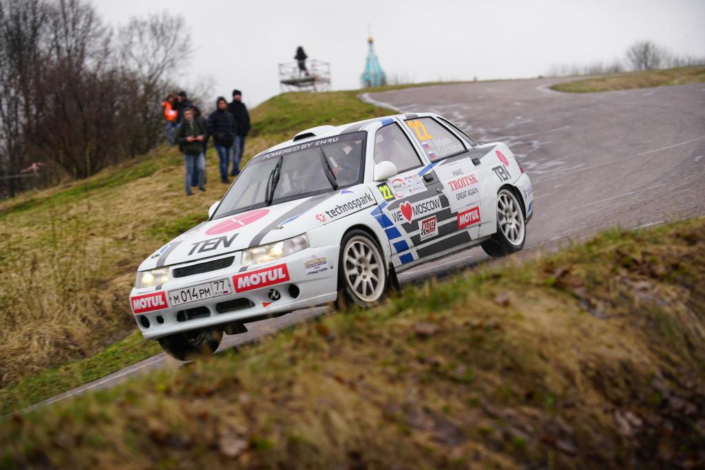 Троицк-Rally: первая гонка сезона