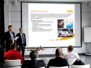 Специалисты S7 Technics приняли участие в технологическом семинаре по применению аддитивных технологий в ремонте и обслуживании воздушных судов