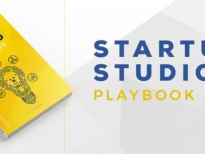 Chapter on TechnoSpark Apprears in Startup Studio Playbook by Atillla Szigetti