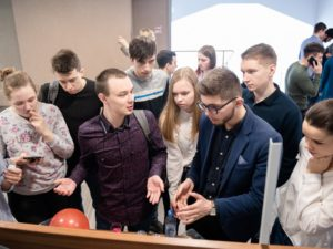 TechnoSpark chooses the winners of the business game that took place in TSU