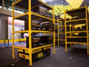 Ronavi Robotics заключила более 10 соглашений о пилотных проектах на CEMAT