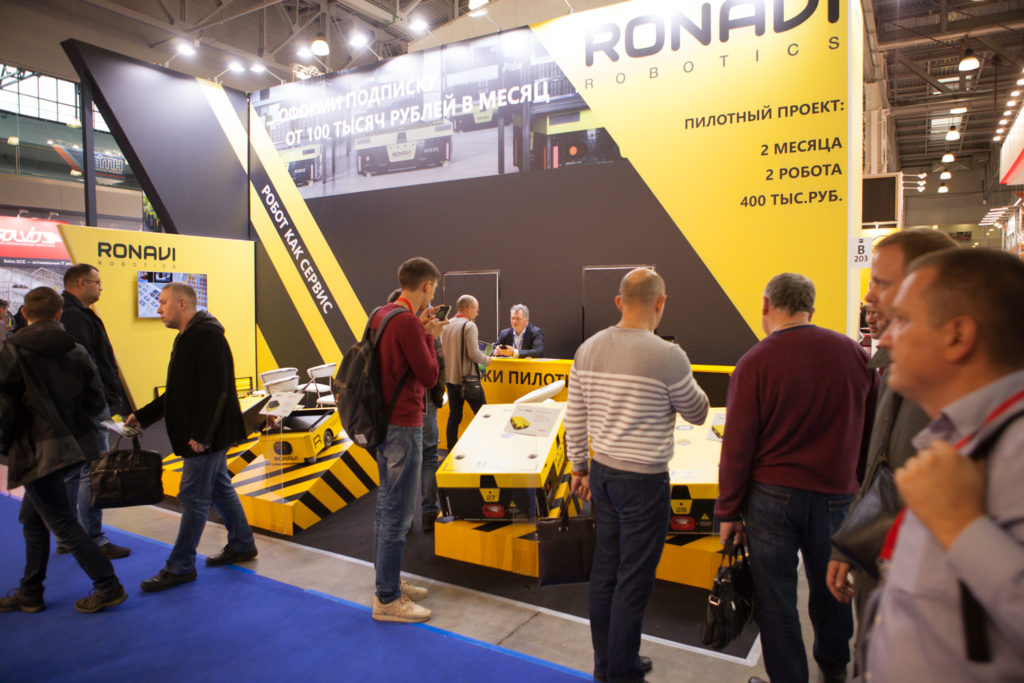 Ronavi Robotics Made Over Ten Agreements Regarding Pilot Projects at CeMAT