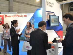 Участие в Semicon Japan 2012