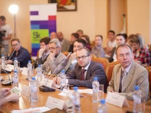 Резиденты Фонда «Сколково» на совещании с главой Правительства РФ