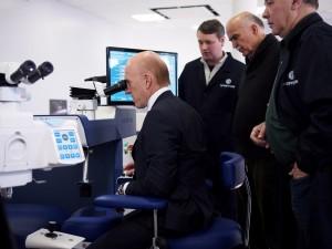 Нанотехнологический центр «Техноспарк» открылся в Троицке