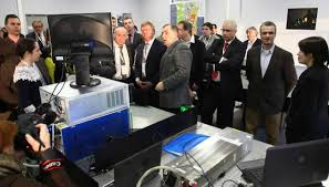 Nanotechnology Center TECHNOSPARK Opens