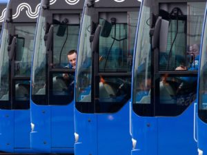 There will be 13 more new bus routes operated in Troitsky and Novomoskovsky Administrative Districts