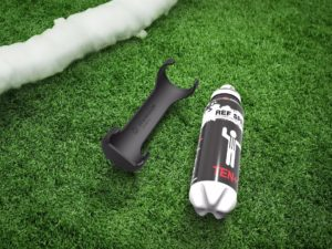 Vanishing foam designed by RUSNANO is among the top Russian innovations for sport