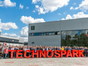TechnoSpark Recognised as Most Efficient Tech Park in Russia
